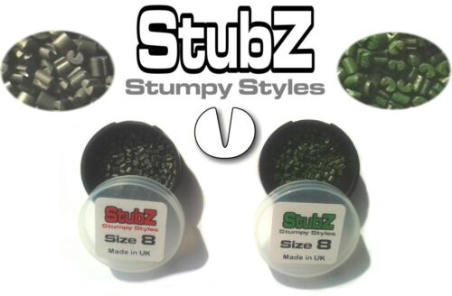 STUBZ Stumpy Styles   Sizes 1 6  NON-TOXIC  3 Colours 4 Stotz - Styx - Shot