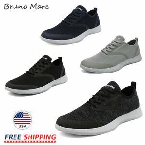 Bruno Marc Mens Sneaker Lace up Loafer