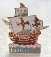 PINS EXPO SEVILLE 1992 EXPOSITION 92 ESPAGNE émail ORIGINAL SEVILLA PIN OAA