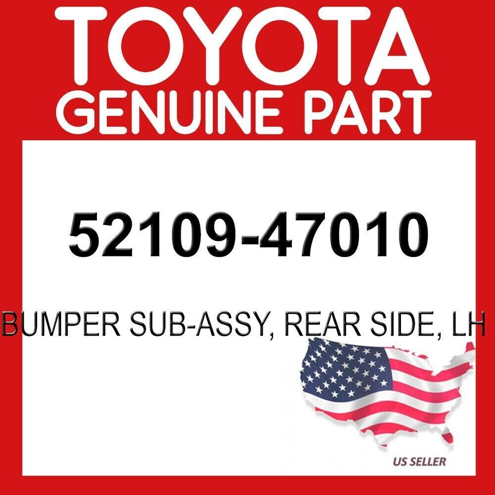 Genuine Toyota Parts Spoiler Rr Bumper, 76895-12100-D0