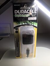The Sharper Image TSI-4305B USB Wall Charger With Mini USB Cable