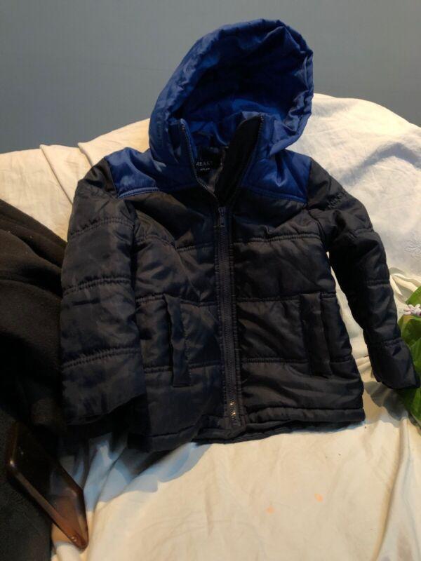 Niños Chándal Rojo Ex M/&S bolsillos con cremallera edad 18-24 meses PVP £ 9
