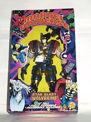 """10"""" """"tall Marvel Figura Wolverine Star Blast X Men-mostra Il Titolo Originale Attivando La Circolazione Sanguigna E Rafforzando I Tendini E Le Ossa"""