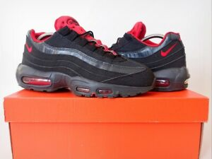 buy online e23a3 44348 Details zu Nike Air Max 95 JD Sports Exclusive 2014 EU41 UK7 US8 Red OG  Vintage Plus TN 98