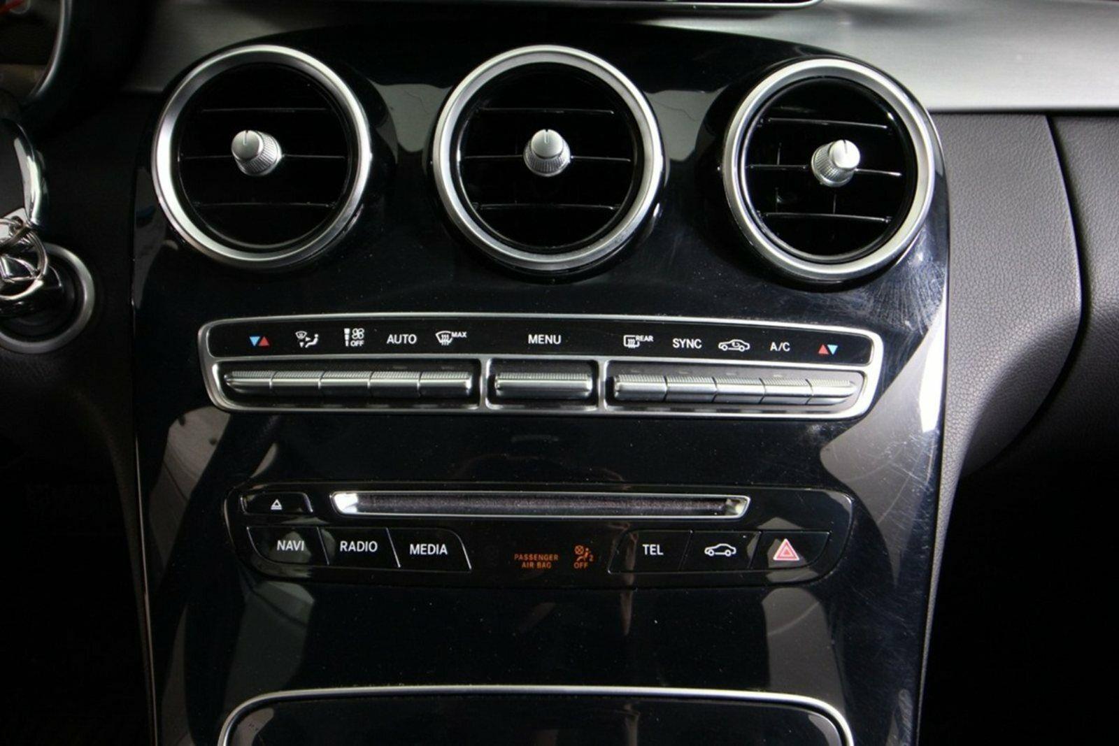 Mercedes C220 d Exclusive stc. aut.