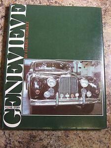 Genevieve-A-Love-Story-by-Harry-J-Smedley-Hardback-1983-JAGUAR-MK-1X