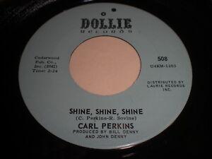 Carl-Perkins-Shine-Shine-Shine-Almost-Love-45-Country-Rocker