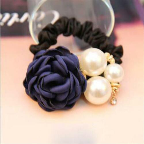 Details about  /Hair Tie Rubber Band Hair Band Decorations Simple Rope Gifts Headband Female W