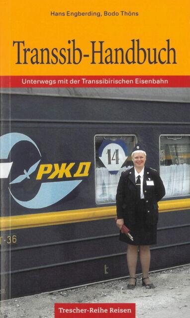 TRANSSIB Handbuch Trescher Reiseführer 05 Transibirische Eisenbahn Rußland NEU