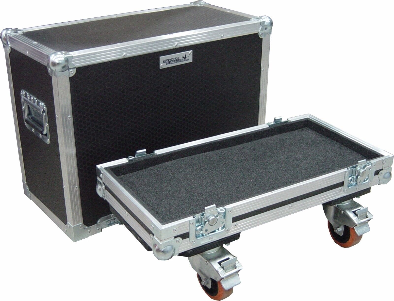 Egnater Rebel 112 Amp Combo Swan Flight Case (Hex)