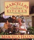 Marcella's Italian Kitchen by Marcella Hazan (Paperback / softback)