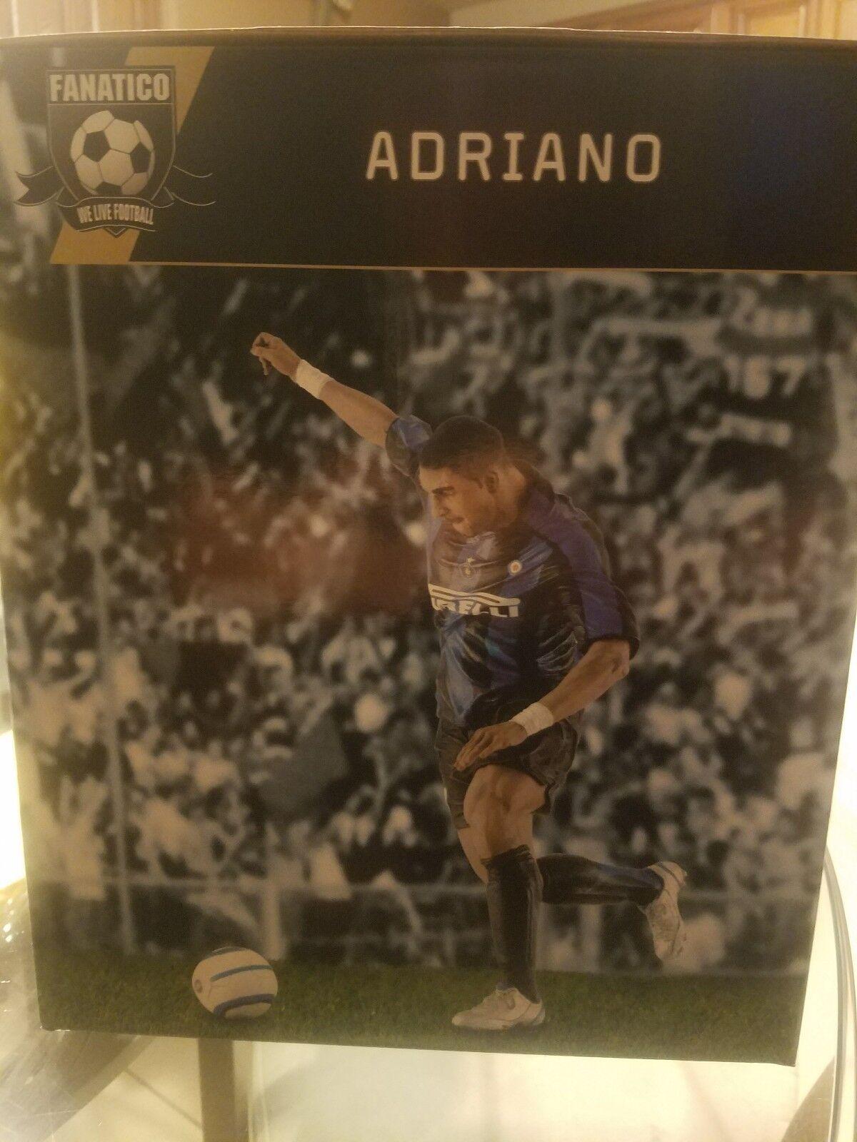 Andriano inter figure 12  Fanatico Messi Soccer NO ftchamps new in box Ronaldo