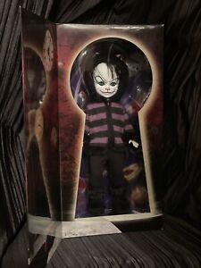 Living Dead Dolls Jinx as The Cheshire Cat Purple Variant LDD In Wonderland
