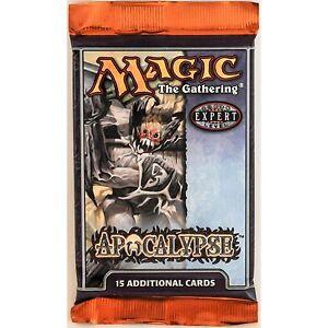MTG: APOCALYPSE Sealed Booster Pack - Magic the Gathering Invasion Block English