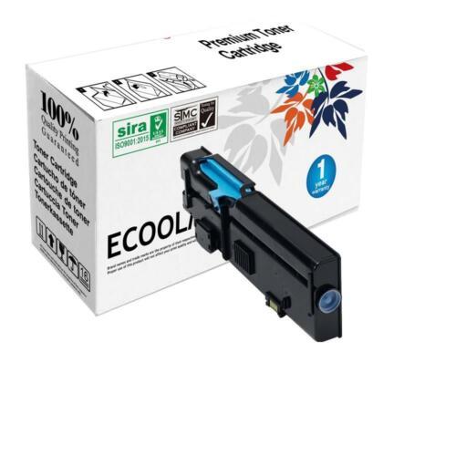 1 pk 2660 Cyan Toner for Dell C2660dn C2665dnf Printer FREE SHIPPING!