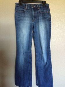 J-Crew-Boot-Cut-Women-039-s-Jeans-Size-4