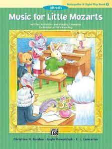 Music-for-Little-Mozarts-Notespeller-amp-Sight-Play-Book-2-Written-Activities