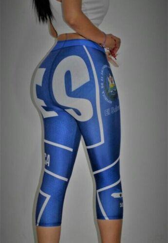 ortiva El Salvador leggings licra dep