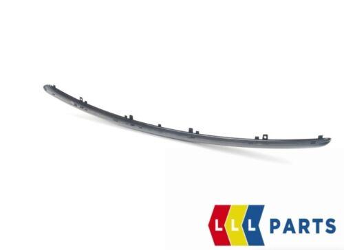 REAR BUMPER TRIM MOLDING STRIP BLACK 01-04//07 MINI NEW GENUINE COOPER R50