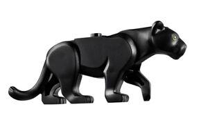 LEGO-CITY-JUNGLE-THEME-ANIMAL-MINIFIGURE-BLACK-PANTHER-ZOO-BIG-CAT-60159