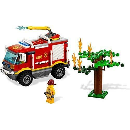 Lego ciudad Forest Fire Vehicle 4wd4208 (Japan Import)