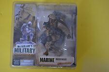 McFarlane's Military Second Tour of Duty Marine Radioman African American Figure