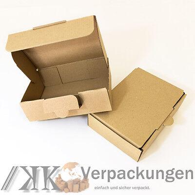 200 Maxibriefkartons 150x105x46 Warensendung Päckchen Maxibrief Kartons Braun