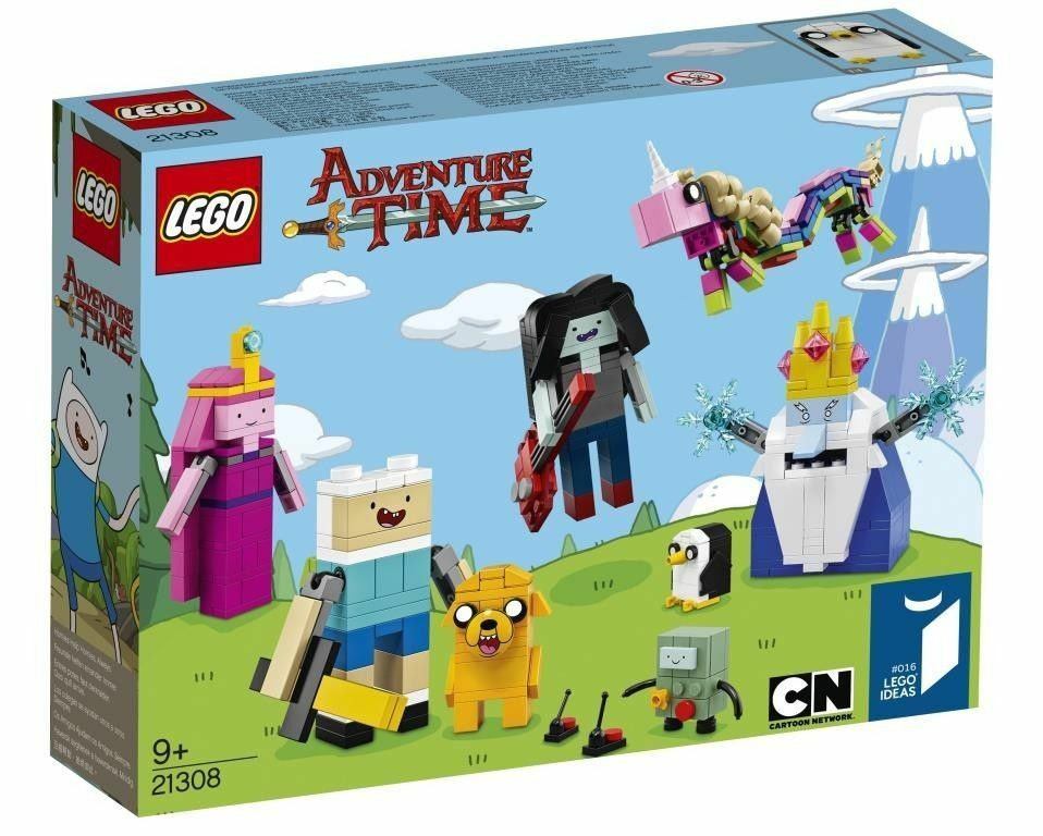 LEGO 21308  Ideas - Adventure Time