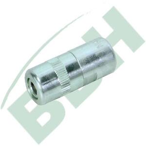 13x80 Alupacker Bohrloch 14 mm. Aluminium Injektionspacker 50 Stck