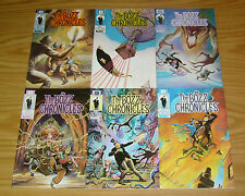 Bozz Chronicles #1-6 VF/NM complete series BRET BLEVINS david michelinie 1985