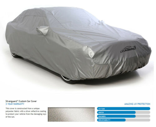 Coverking Custom Vehicle Covers For BMW Choose Material And Color