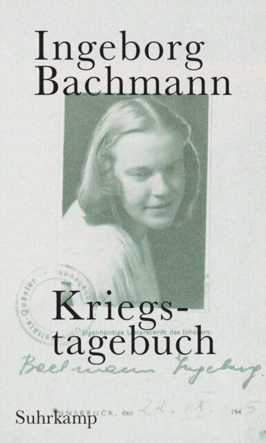 Kriegstagebuch von Ingeborg Bachmann (2010, Gebunden)