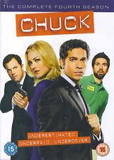 Chuck : Season 4 (5 DVD)