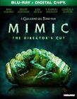 Mimic (director's Cut) 0031398142416 With Josh Brolin Blu-ray Region a