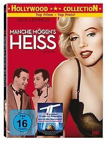 Manche-moegen-039-s-heiss-Special-Edition-2008-von-Billy-Wilder-DVD-Zustand-gut