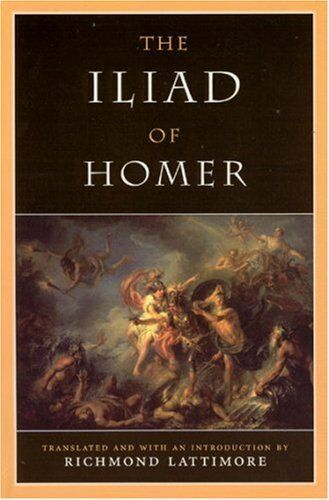 The Iliad By Homer. 9780226469409