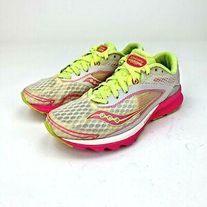 Women's Saucony Kinvara 6 Natural Series Athletic Running Shoes Sneakers SZ 7   eBay