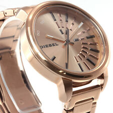 DIESEL LADIES ONLY THE BRAVE ROSE GOLD COLLECTION WATCH DZ5418