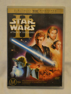 Star-Wars-Attack-of-the-Clones-DVD-Limited-Edition-2-Disc-Set-Great-Condition