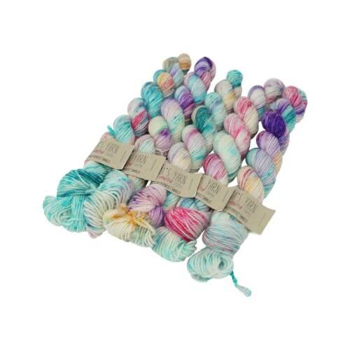 Practically Perfect Smalls Sock Minis Emma/'s Yarn 20g