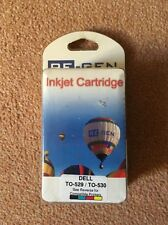 2 Non-OEM Replaces For Dell 720 920 Black & Colour Ink Cartridges