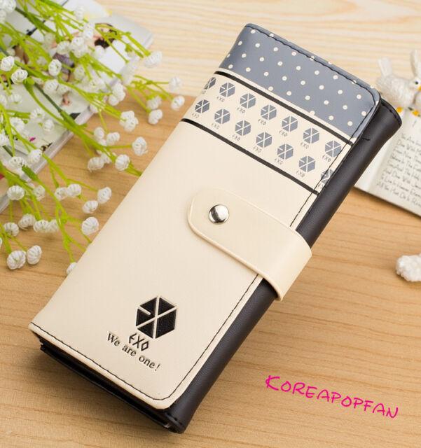 EXO exo-m exo-k Long Wallet KPOP GOODS NEW exodus