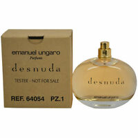 Desnuda By Emanuel Ungaro For Women - 3.4 Oz 100 Ml Edp Spray In Tstr Box