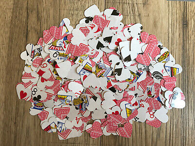 100 Alice In Wonderland Paper Wedding Party Table Decorations//Confetti
