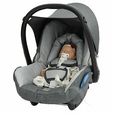 grey - charcoal Replacement Seat Cover fits Maxi Cosi CabrioFix 0+