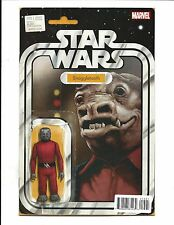 STAR WARS # 15 (SNAGGLETOOTH ACTION FIGURE VARIANT COVER, MAR 2016), NM NEW