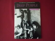 Deep Purple - Chord Songbook . Songbook Notenbuch Vocal Guitar