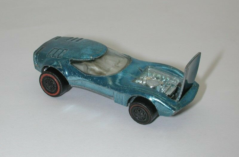 Redline Hotwheels Light bluee 1969 Torero  oc15981
