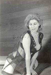 Original Vintage 40s-60s Semi Nude RP- Super Well Endowed