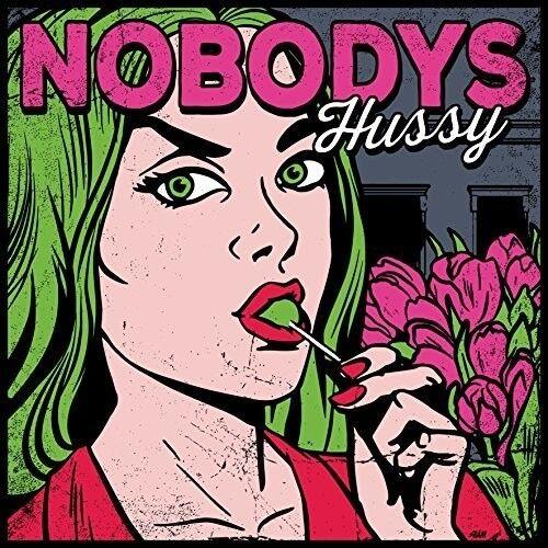 Nobodys - Hussy [New Vinyl LP]
